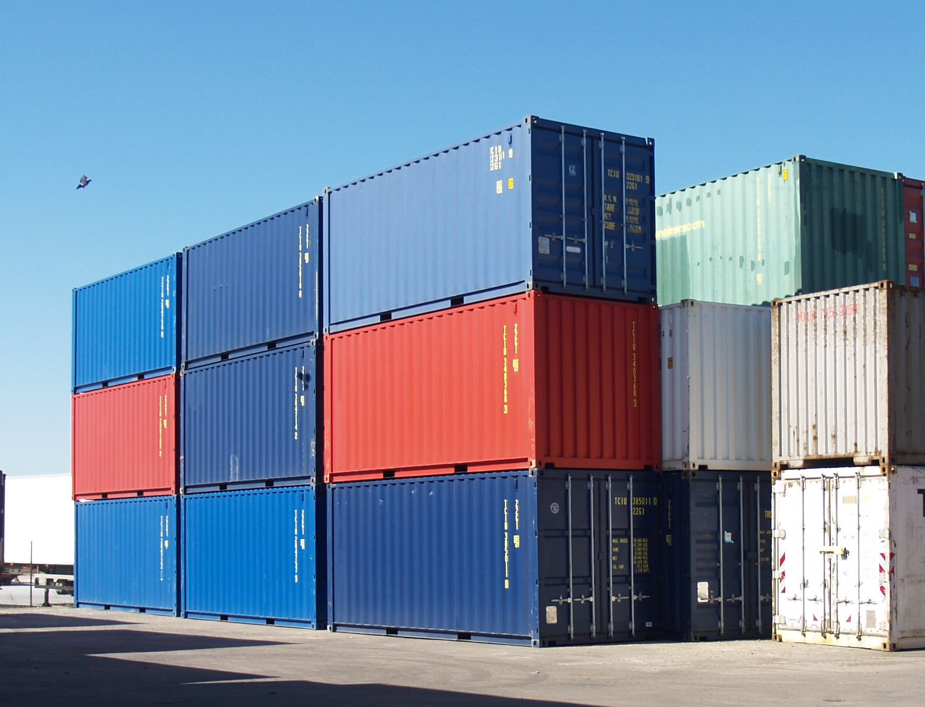 Steel storage containers buy or rent - Container home costs ...